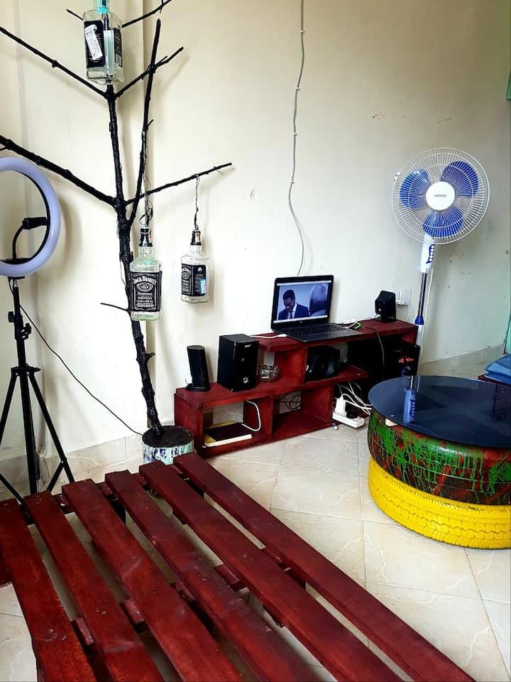 A Serene Studio Apartment in Thika