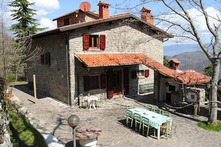 Holiday FarmHouse in La Magnana - Cortina - 一軒家