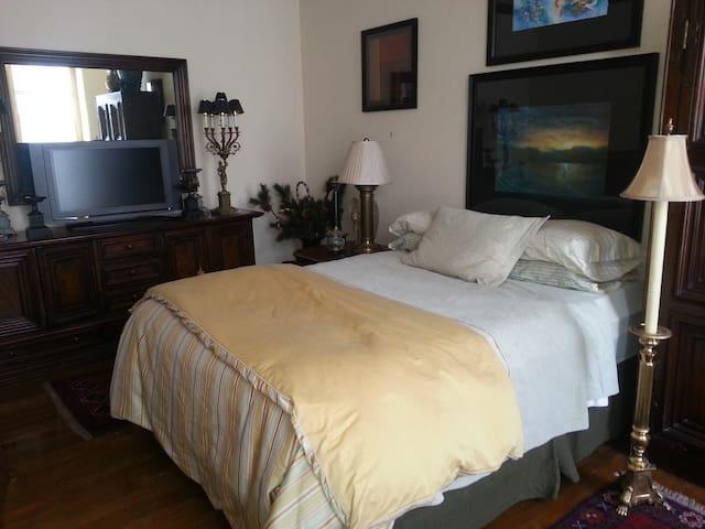 large historic apt.downtown Racine  - Racine - Apartment
