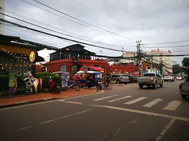 Panorama Mekong bed & breakfast