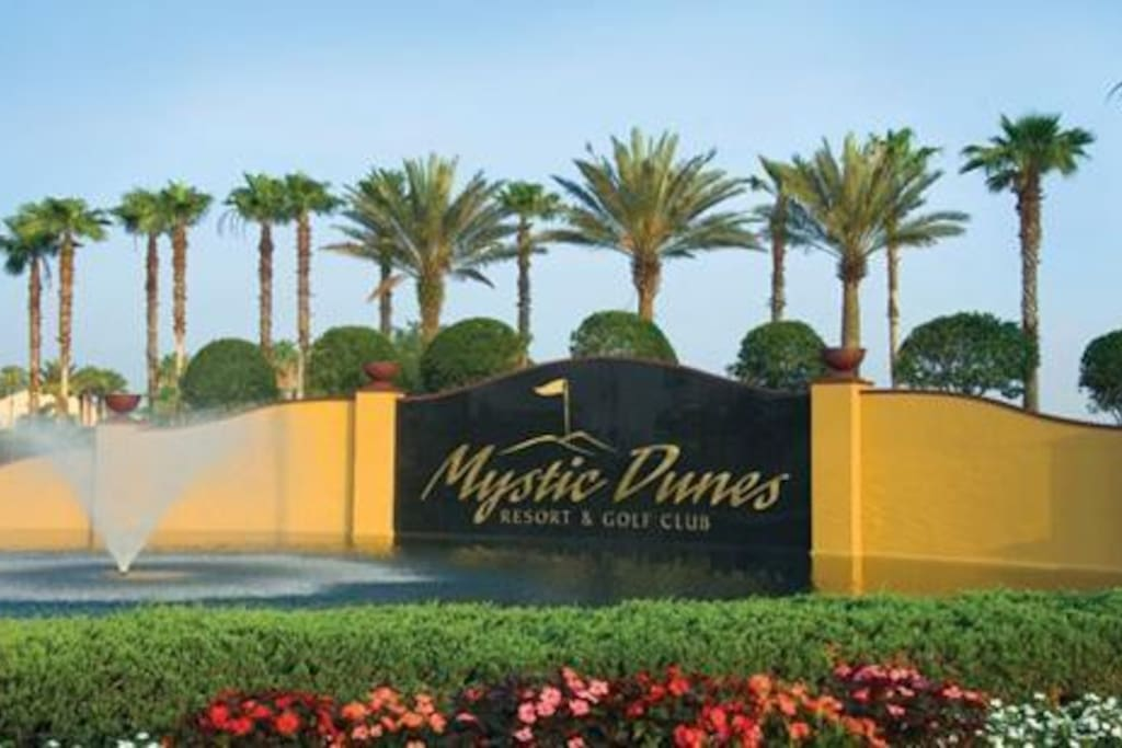 Disney World 3br 3ba Mystic Dunes Sleeps 12 Timeshares For Rent In Kissimmee Florida