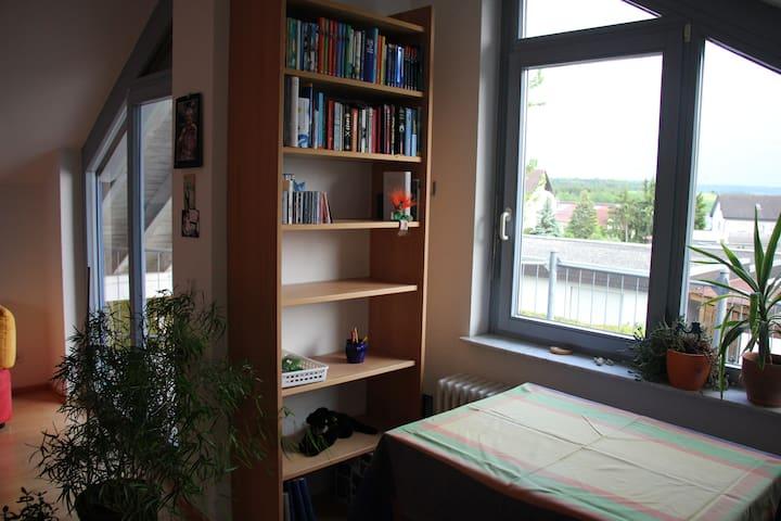 Schlafzimmer 1 für 2 Personen