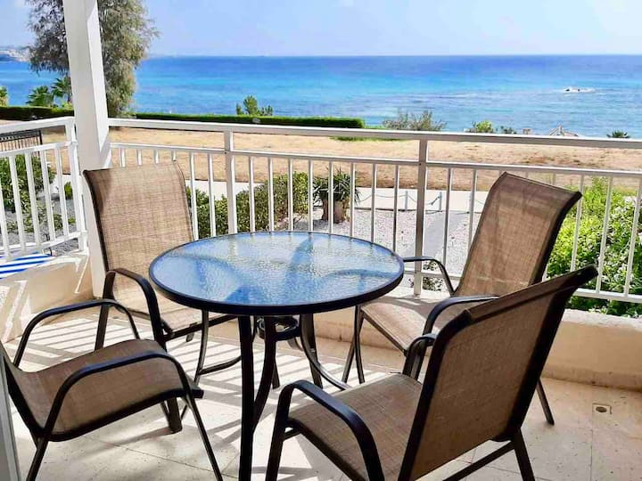 "Family apartment ""Maria Dina""  with sea view"