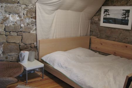 Double room in stunning village - Fozières - Chalet