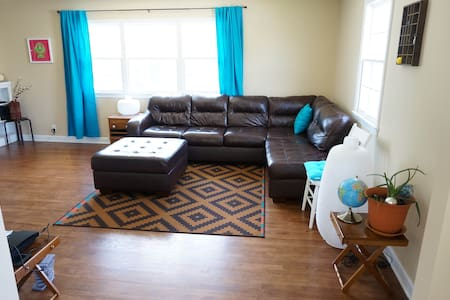 Cozy, private, central, affordable! - Omaha - Casa