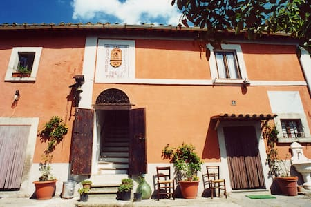 B&B with pool 2 Km far from Viterbo - Viterbo