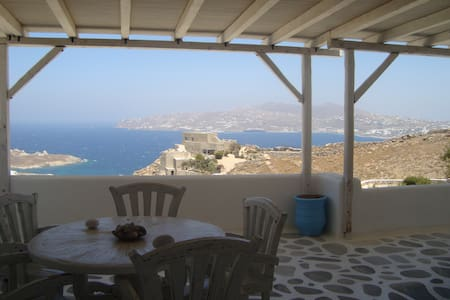 Margarita House in Mykonos island!