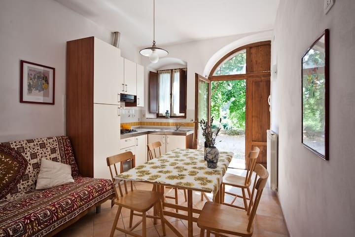 Apartment in the Tuscan countryside - Colle - Appartement