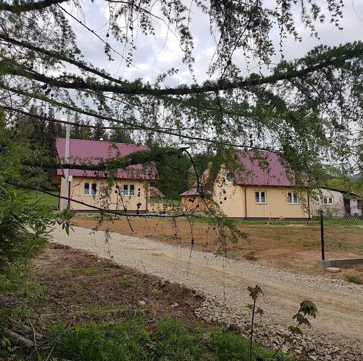 Domki Bieszczady