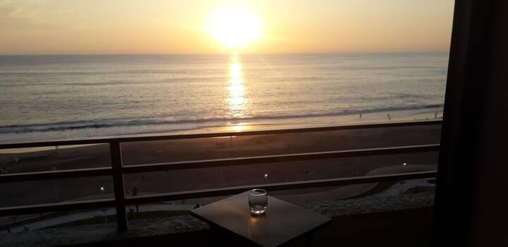 Vista panorámica Playa Brava
