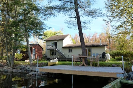 Beaver Creek/Crowe Lake Cottage - Marmora