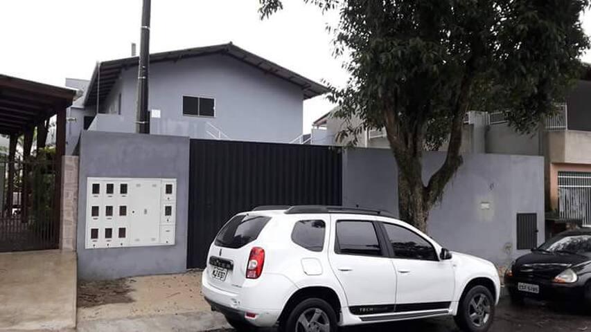 Apartamento térreo, Balneário Camboriú.