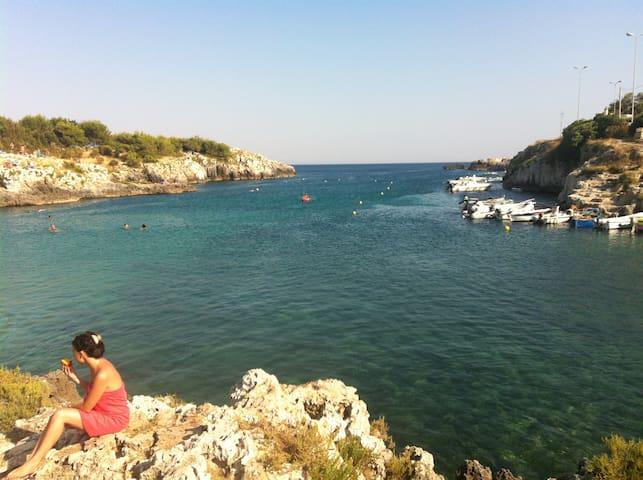 3Km from Otranto, Salento, Puglia - Casamassella - Leilighet