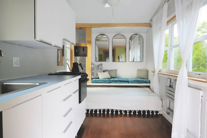 The Cozy Nest Tiny House