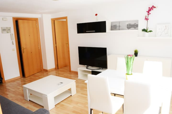 Beautiful flat in old town - Zaragoza - Lejlighed