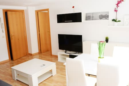 Beautiful flat in old town - Zaragoza