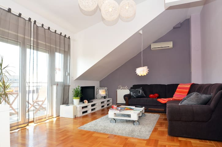 FreeSpirit Top Stay Near CityCenter - Zagreb - Leilighet