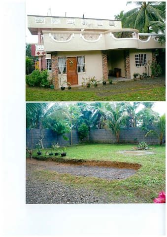 Large Family House with AC - Virac - Virac - Дом