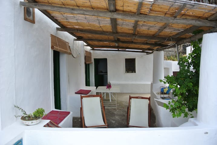 Casa del fico (ex palma) - Ginostra - Ginostra - Casa
