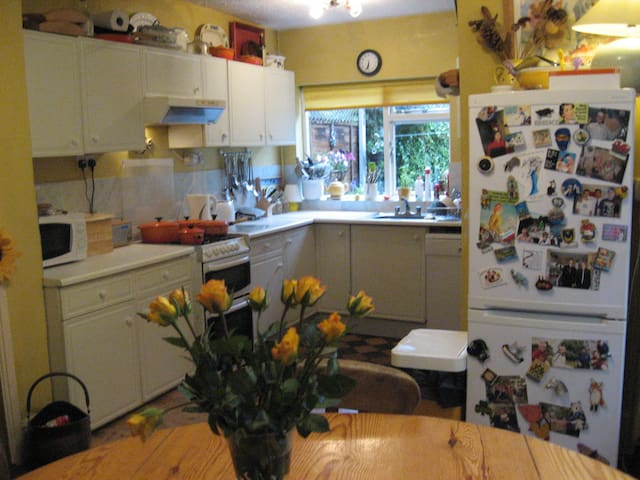 Cosy room 2 friendly home Ealing W7