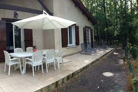 cozy cottage in the Perigord, view - Lalinde