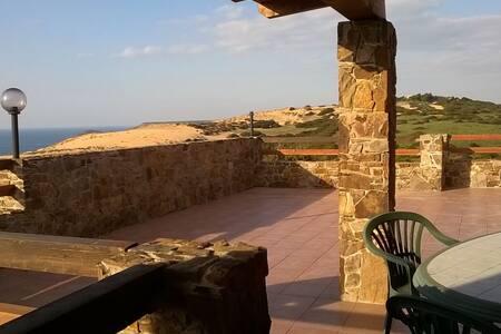 Sardegna-Torre dei Corsari: casa sul mare - Torre dei Corsari - Ev