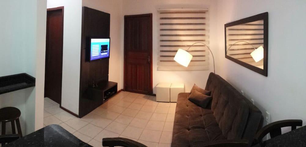 Apartamento 4 pessoas 500 m da Praia dos Ingleses - Florianópolis - Apartment
