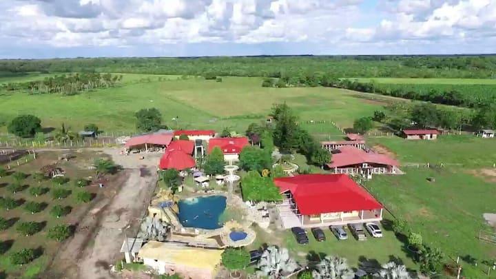 Hotel Ecoturistico Montes del llano