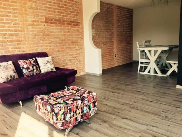 Bonitos cuartos al sur de la cdmx - Ciudad de México - Apartment