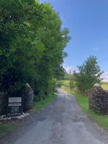 Please note from the entrance of Ardmarnoch to The Bothy is 1.5 miles on a gravel road which is bumpy.