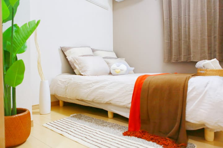 ★SHEN HOUSE★COZY202★supermarkets nearby★