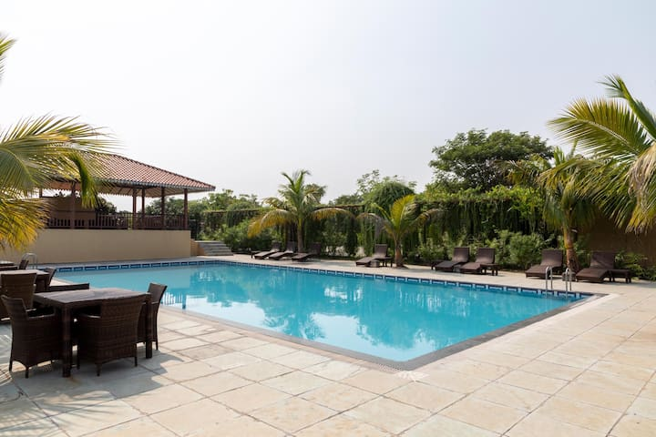 Altan Fields - 3BHK Luxury Villa @ Ahmedabad