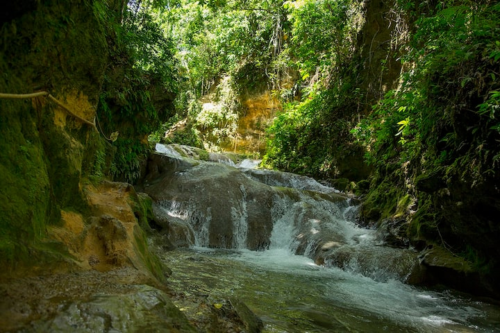 #2 - Hike the Jungle & 18 waterfalls