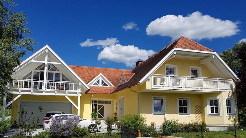 Thermenwohnung in Bad Waltersdorf