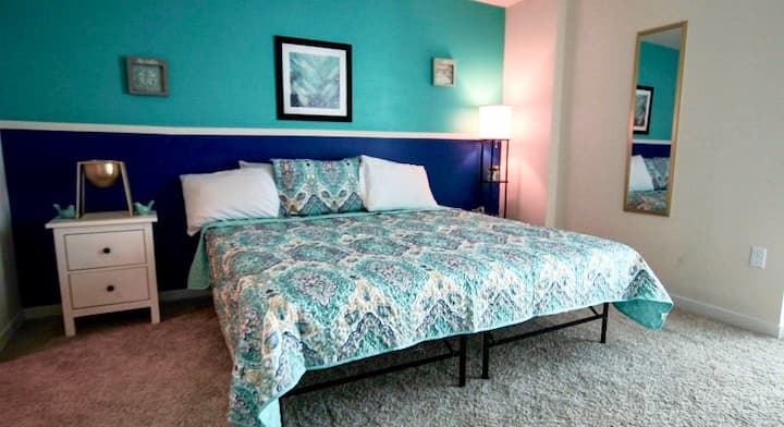 5-STAR Luxury Apartment near Clearwater Beach!