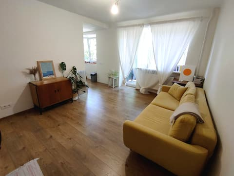 Well designed apartment in city center