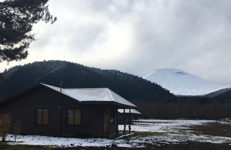 Habitación en Cabaña - Malalcahuello