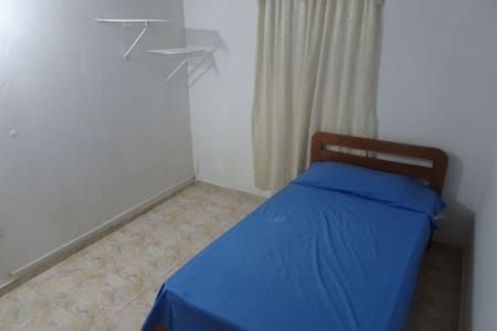 Habitación en alquiler para personas sola.