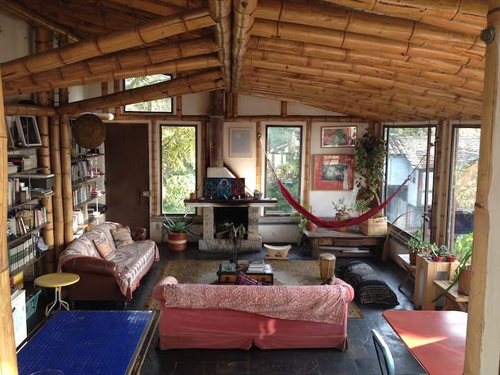 Apartamento tipo Loft en La Candelaria