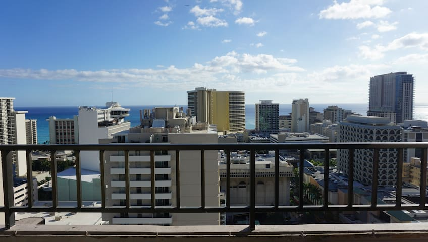 【good access】Ocean View/1bd with parking