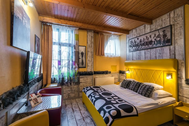 Janus Boutique Hotel & Spa -Double room