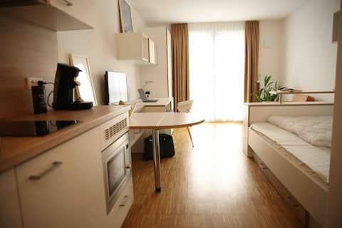 Modernes, helles Apartment - zentral Nähe Hbf