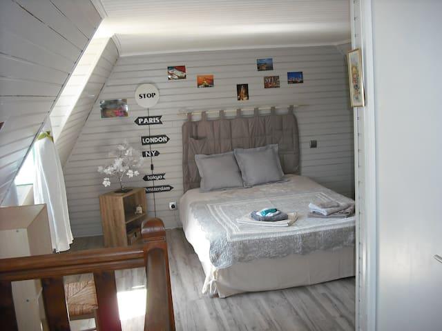 maison calme et sympa - Castelnaud-la-Chapelle - Casa de férias