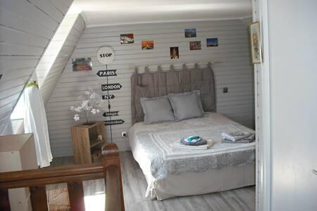 maison calme et sympa - Castelnaud-la-Chapelle - Ferienunterkunft