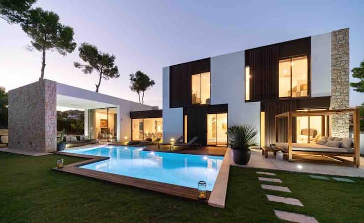 Luxury Villa in Moraira