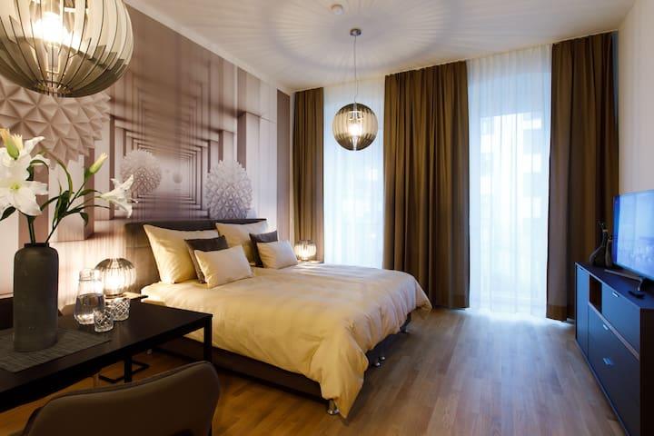 Hochwertiges Design-Apartment 17