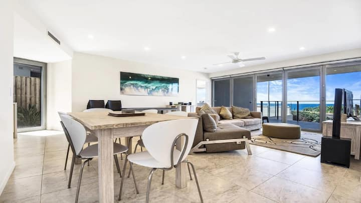 Beachfront Apartment 1