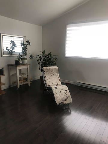 Superbe loft lumineux et confortable