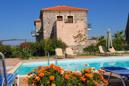 Molyvos Hills Luxury Retreat - Huoneisto