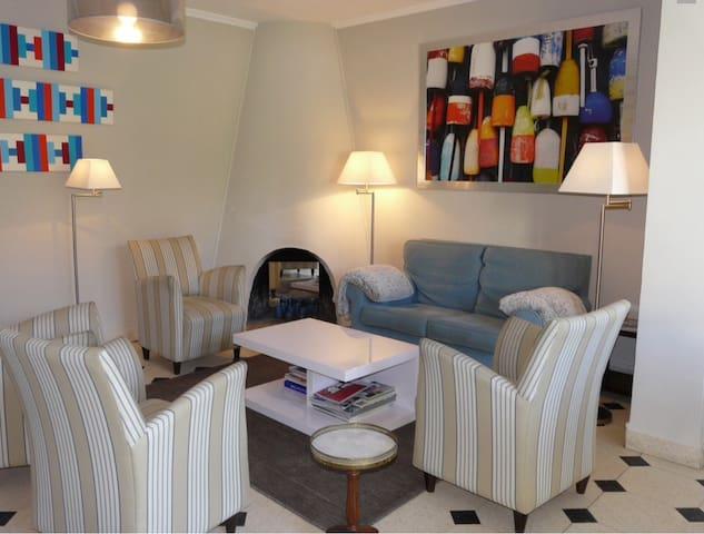 Maison pleine de charme accueillante - Le Touquet-Paris-Plage - Casa
